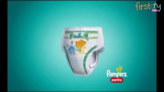 Pampers Pant Style Diapers Light And Dry