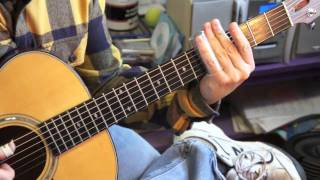 Snider School Of Music - Robert Labell - Walking Blues Tutorial by Robert Johnson/Eric Clapton