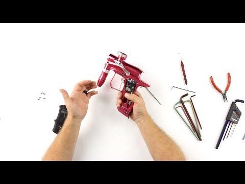 Dangerous Power G5 Spec-R Paintball Gun - Maintenance/Repair