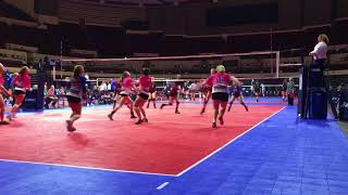 Molly Kleist Volleyball Highlights