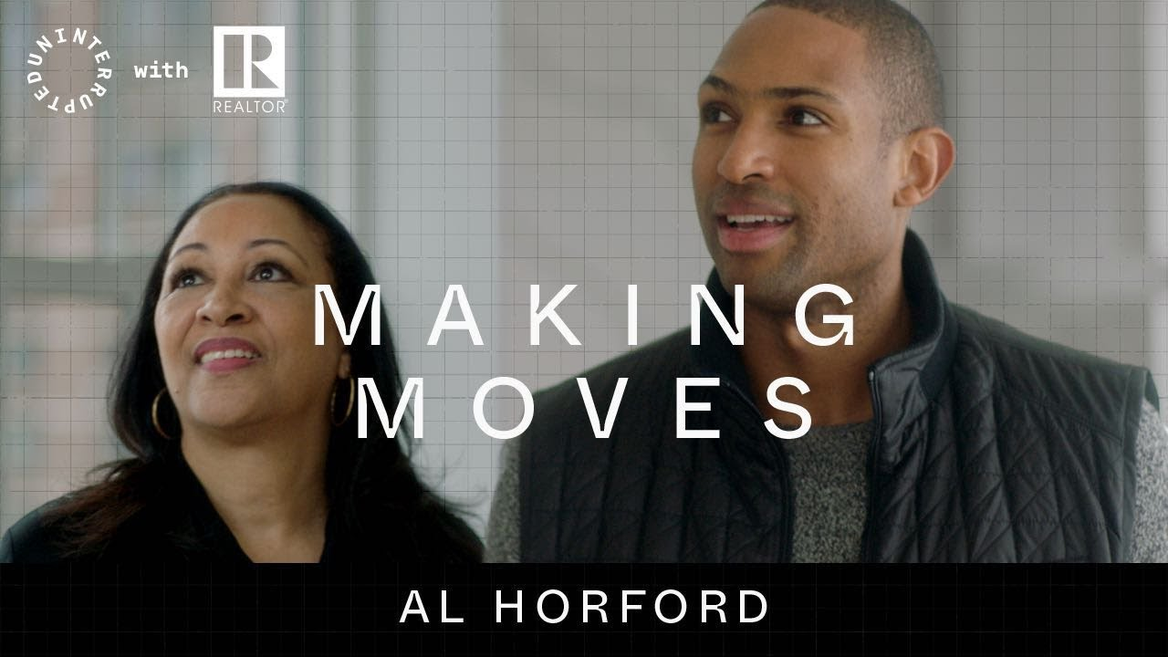 Al Horford Explores Philly for his New Downtown Apartment