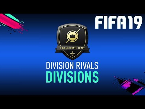 ФУТБОЛ ОНЛАЙН! DIVISION RIVALS FIFA 19