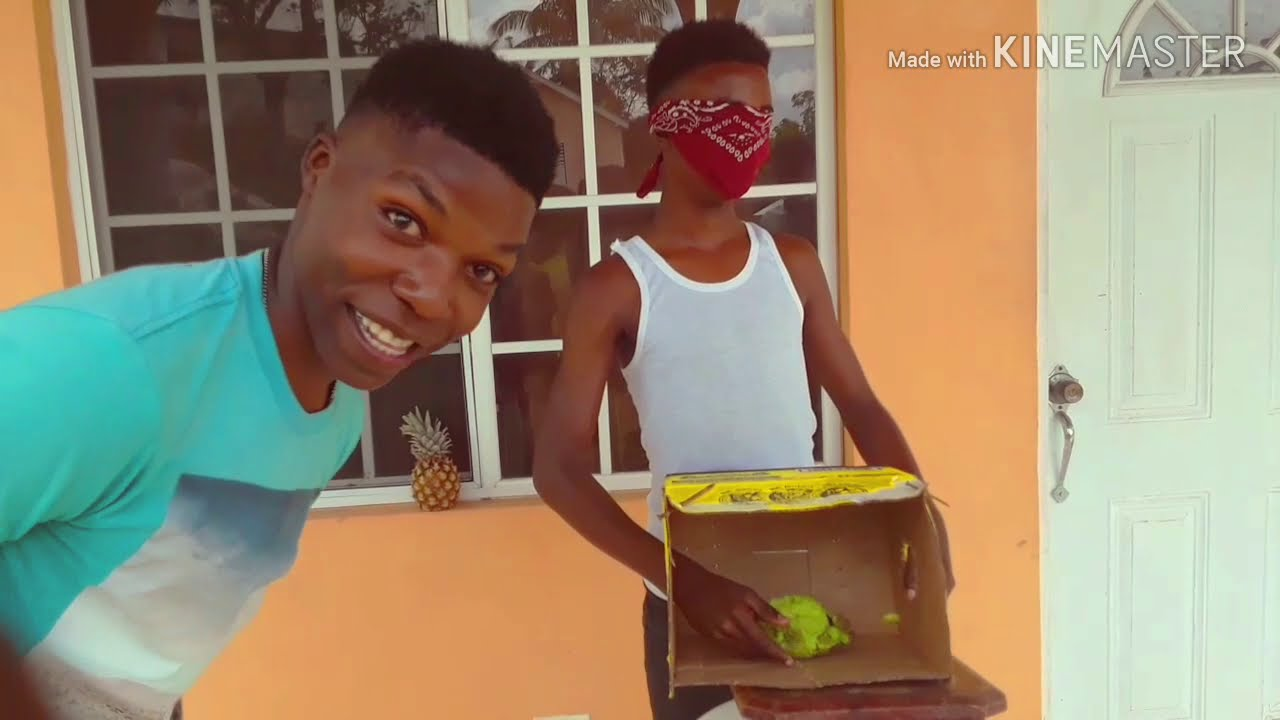 WHAT'S IN THE BOX 📦 CHALLENGE - MUST WATCH😅😅😂💯🔥