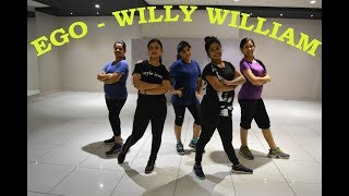 EGO - Willy William - Easy Dance Video - Fitness Choreography - NJ Fitness