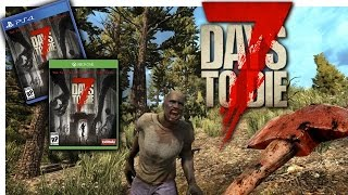 tutorial how to do split screen on 7 days to die xbox one edition