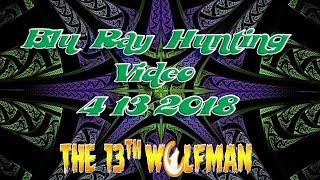 Blu Ray Hunting Video 4-13--2018