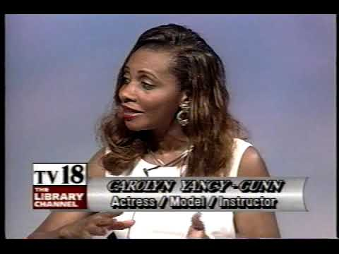 ACTRESS, YANCY GUNN'S CHANNEL 18 INTERVIEW