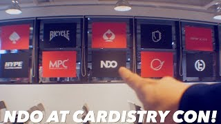 NDO at Cardistry Con!!! (DAY 0)