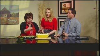 Mass Appeal - Rhubarb Cobbler