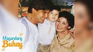 Magandang Buhay: Luis Manzano as a son