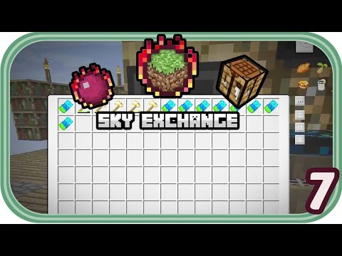 Die geheime EMC Formel - Minecraft Sky Exchange #007 - Deutsch - Chigocraft