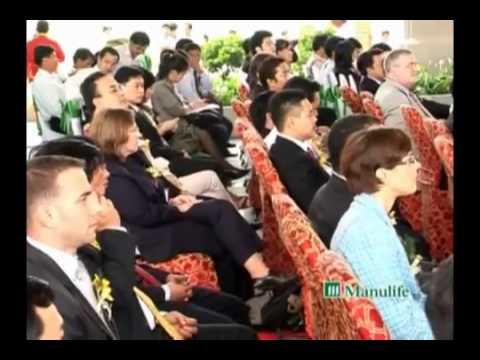 Giới thiệu công ty bảo hiểm nhân thọ Manulife Việt nam