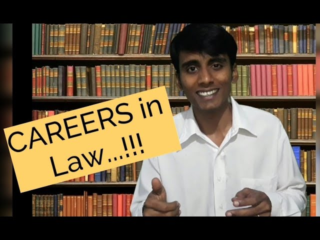 Career Options for Law Graduates in India