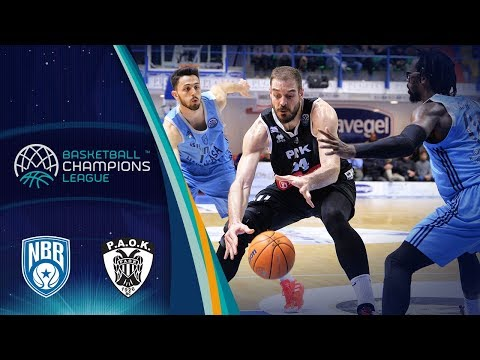 Happy Casa Brindisi V Paok – Highlights – Basketball Champions League 2019-20