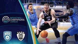 Happy Casa Brindisi v PAOK - Highlights - Basketball Champions League 2019-20