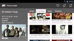 Prime Guide - Dein TV Programm für Android