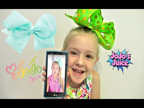 Thumbnail: CALLING JOJO SIWA AND SHE ANSWERED *OMG* JOJO'S JUICE