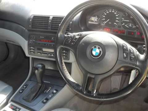 2002 BMW 3 SERIES 320D Auto For Sale On Auto Trader South Africa