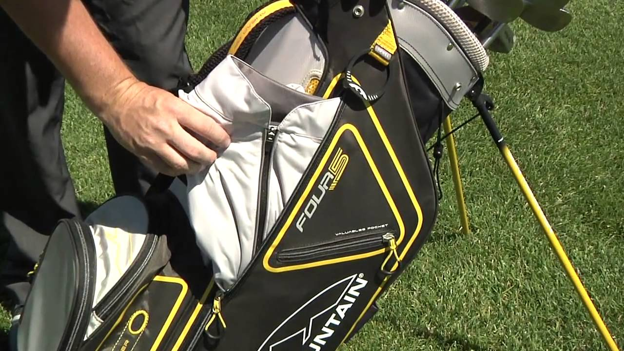 Golf Galaxy: Sun Mountain Four 5 Stand Bag