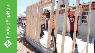 The Historic House | Episode 2 | Foundation and Framing