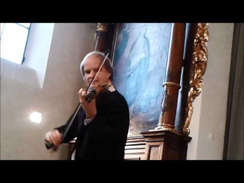 Alexandre Dubach, Paganini Caprice No.  5