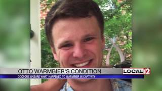 What happened to Otto Warmbier?