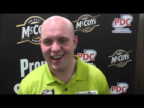 Michael van Gerwen - McCoy's Premier League Darts Champio