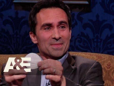 Bates Motel: Nestor Carbonell Proves He Is Not Wearing Eyeliner Season 2  A&E
