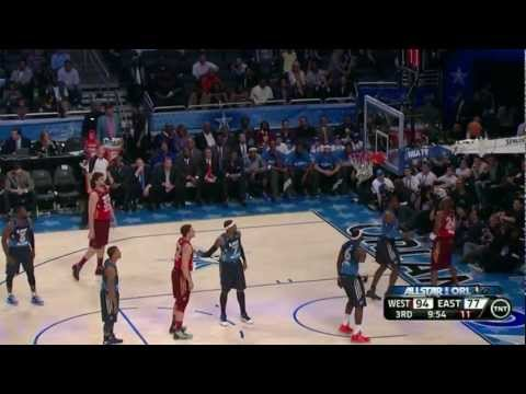 NBA All-Star 2012 Game Highlights (Feb 26, 2012)