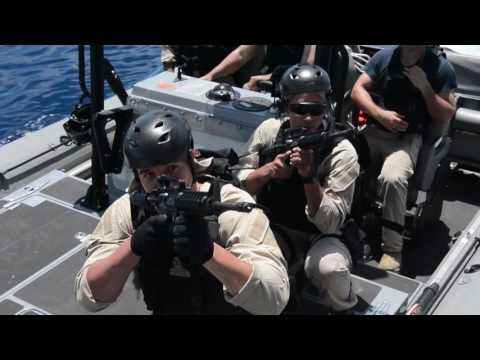 USS Coronado LCS 4 - Philippines and US  Conducts Boat  Operations in Cebu Philippines
