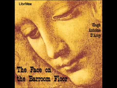 The Face On The Barroom Floor By Hugh Antoine Du0027Arcy