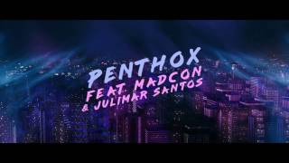 Penthox - Cigarette feat Madcon & Julimar Santos (Official Lyric Video)