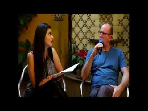 INTERVIEW WITH PAT MASTELOTTO AND  TREY GUNN, MEXICO CITY 2016