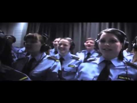 Halden Fengsel Choir - We Are The World