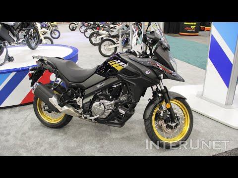 2020 Suzuki V Strom 650XT