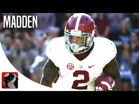 Madden NFL 16: How to Create Derrick Henry