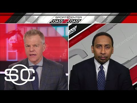 Stephen A. reacts to Lakers trading Jordan Clarkson, Larry Nance Jr. to Cavs | SportsCenter | ESPN