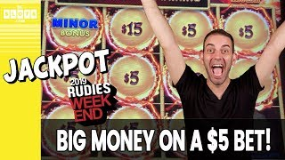 ★ BIG MONEY JACKPOT ✤ On $5 Bet (S. 27 • Ep. 1)