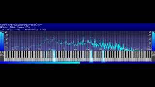 西野カナ HAPPY HAPPY(pianoarange version)