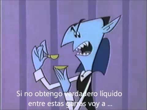 Mina y el Conde - Episodio 1 Interlude with a vampire sub esp