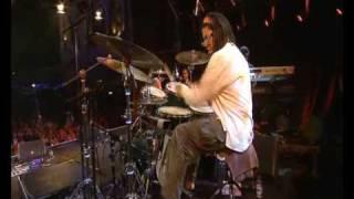Ernesto Simpson Drum Solo - Toto Bona Lokua Group. Lugano Jazz Fest. / 08