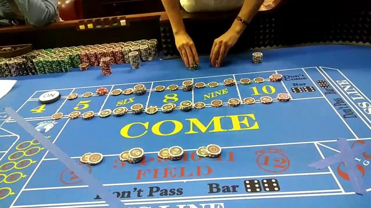Craps Place Bets Payouts