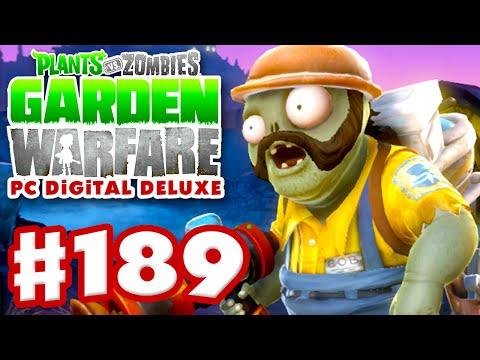 Plants vs. Zombies: Garden Warfare - Gameplay Walkthrough Part 189 - Gardens & Graveyards w/ Friends