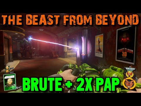 The Beast from Beyond: The Brute Helmet + Powering Fuses and 2X PaP Open!