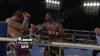Charles Martin vs Raphael Zumbano Love RD 10 KO