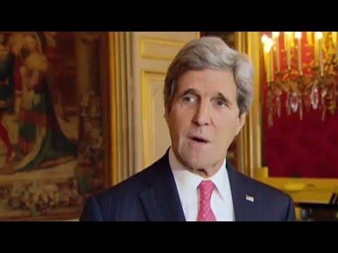 Kerry: Ukraine sanctions a possibility