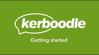Kerboodle student: Getting started