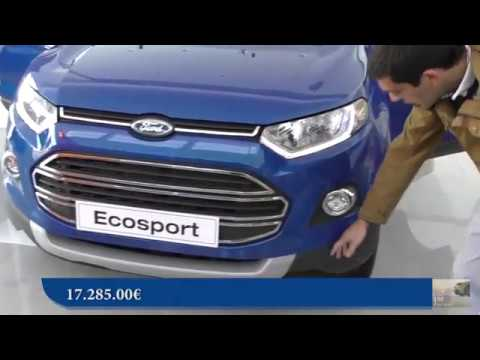 Ford Ecosport | Black Friday Grupo Auto-Industrial