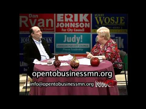 Open to Business Feature on Northwest City Politics (NWCP) - May 15, 2013