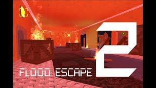 Roblox Flood Escape 2 (Test Map) - The New Fun (Insane)
